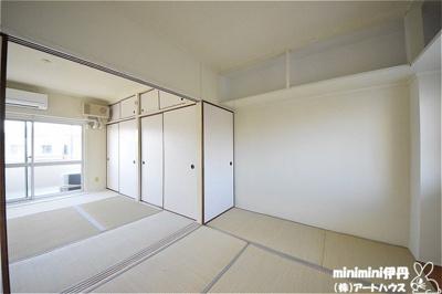 【和室】ビレッジハウス鴻池