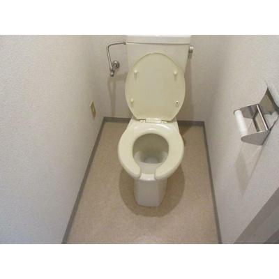 【トイレ】メゾンリヴィエール道場北