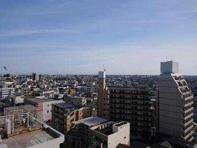【展望】ハイレジデンス浜松