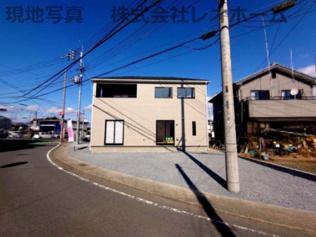 現地写真掲載 新築 高崎市貝沢町AO4-2 の画像