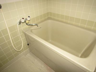 【浴室】シティーハイツモリー