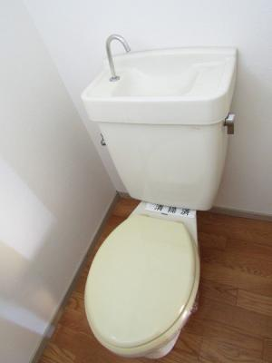 【トイレ】シティーハイツモリー
