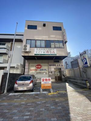 【外観】明石市相生町 1棟貸倉庫・事務所