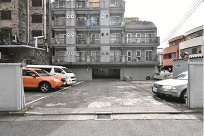 駐車場です。空状況はお問い合わせください。