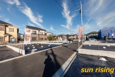【外観】武蔵村山市大南2丁目 売地 全5区画 4号区