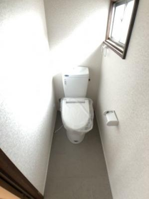【トイレ】西山店舗