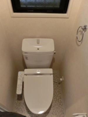 【トイレ】ヒルサイドハタ