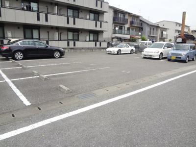 【駐車場】コートドール海老ノ丸B棟