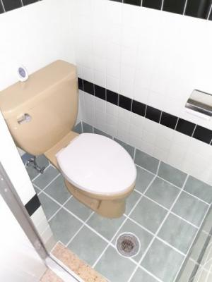 【トイレ】丸真産業ビル