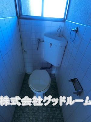 【トイレ】塚本マンション