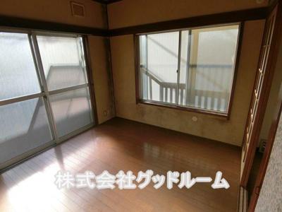 【居間・リビング】塚本マンション