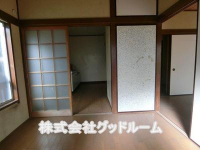 【寝室】塚本マンション