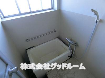 【浴室】塚本マンション