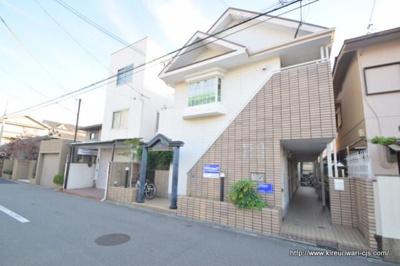 【外観】利回り約10%!!2階建て収益アパート