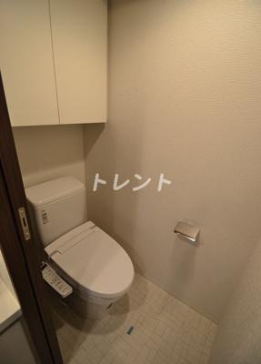 【トイレ】ディップス新宿御苑(DIPS新宿御苑)