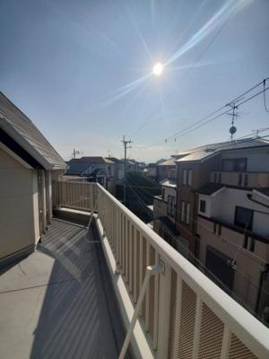 【展望】堺市東区北野田 中古戸建