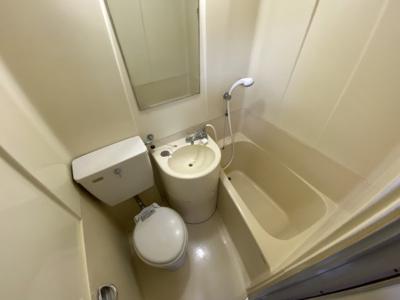 【浴室】コーポ宝島 NO.8