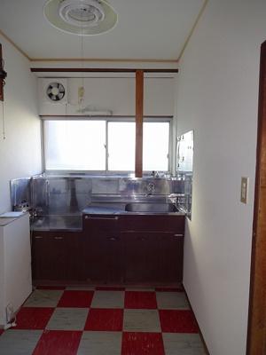【キッチン】善山荘