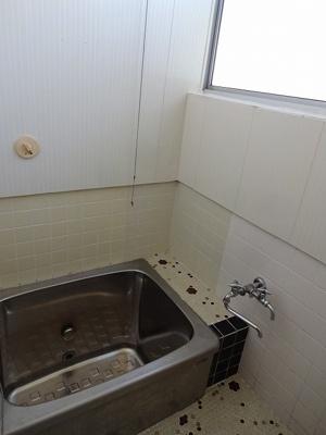 【浴室】善山荘