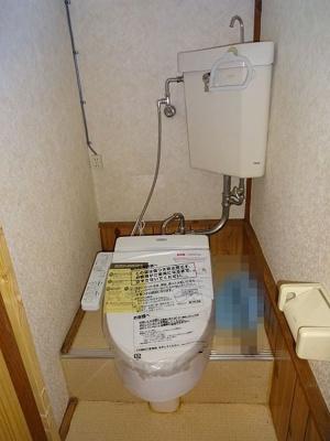 【トイレ】善山荘
