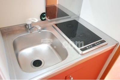 【浴室】レオパレスメルベーユドミール(34074-203)