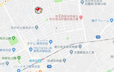 【地図】レオパレスカンタービレ(29133-211)