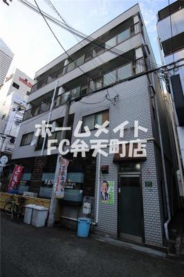 【外観】第二吉川ハイツ
