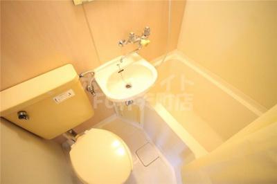 【浴室】第二吉川ハイツ