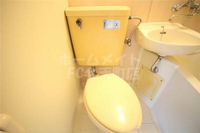 【トイレ】第二吉川ハイツ