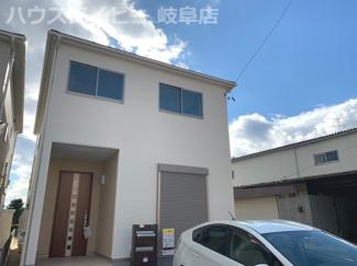 羽島市福寿平方 新築建売 残り1棟 耐震等級3取得 価格1790万円 南側お庭スペースもあります。