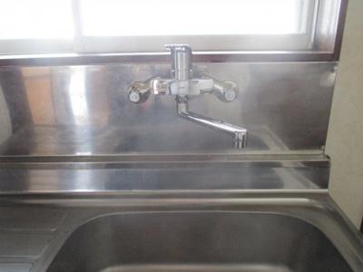 水栓レバーは新しくなりました