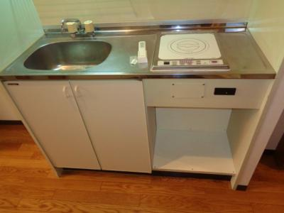 【キッチン】エスペランサあびこ