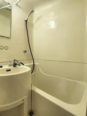 【浴室】ハイツクロワッサンⅠ