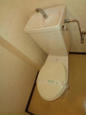 【トイレ】ツェルマット長居