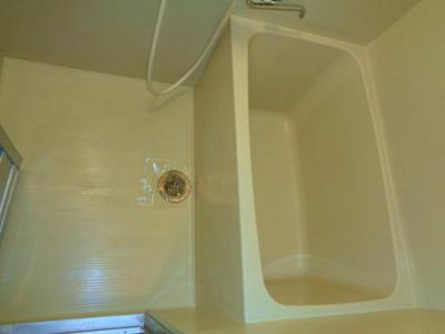 【浴室】ツェルマット長居