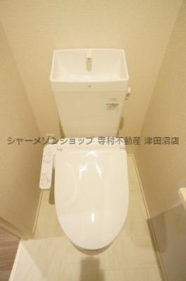 【トイレ】グランド スクエア 津田沼