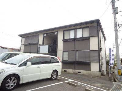 【外観】エレガンス幕山台 B
