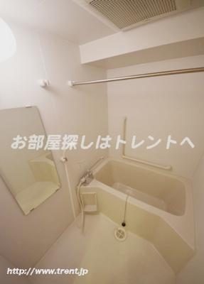 【浴室】プレールドゥーク早稲田