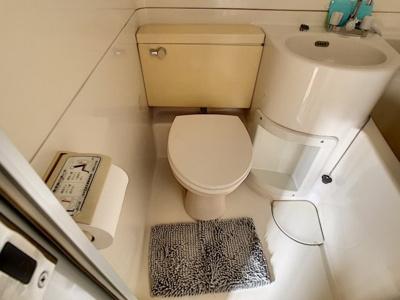 【トイレ】ハイツコスモポリタン
