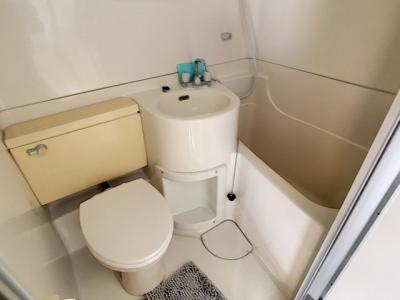 【浴室】ハイツコスモポリタン