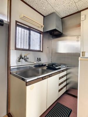 【キッチン】ハイツコスモポリタン