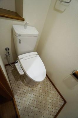 【トイレ】サーパス武蔵浦和第4
