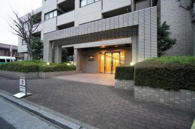 【エントランス】サーパス武蔵浦和第4