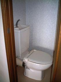 【トイレ】ブライトヒルズ元町