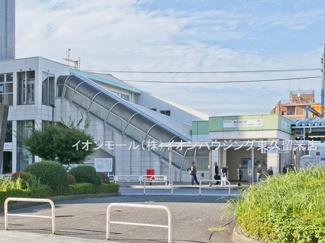 西武鉄道新宿線「西武柳沢」駅(約1,490m)