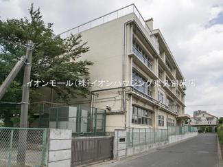 西東京市立ひばりが丘中学校(約780m)