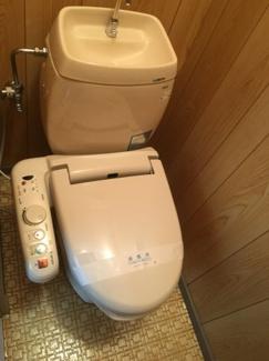 【トイレ】イーグルハウスA