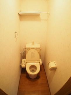 【トイレ】アーバンマンション