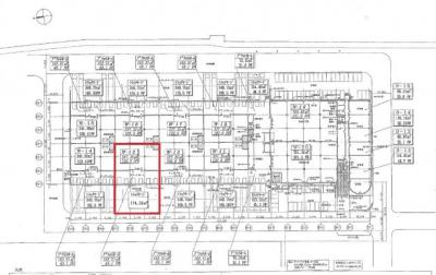 W-13 1階の倉庫部分です