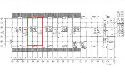W-25 2階の倉庫部分です
